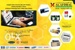 Al afdhal Trading Co WLL Computer accessories