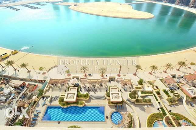 Beautiful Marina View 2 Bedrooms Apartment الؤلؤة -قطر -  4