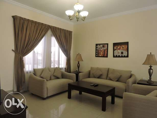Available 2BHK Furnished apartment in Ain Khalid
