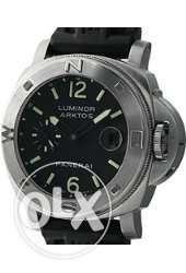 "Panerai Men's M00305 Luminor Black Dial Watch ** GRADE ""A"" REPLICA**"