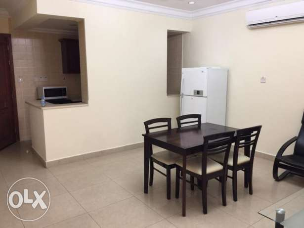 1 BR FF Apartment in najma near gulf cinema with bills