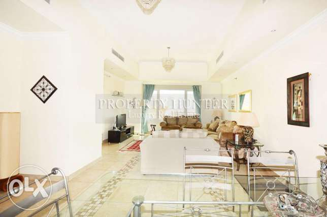 Amazing Furnished 2 Bed with Marina Sight الؤلؤة -قطر -  1