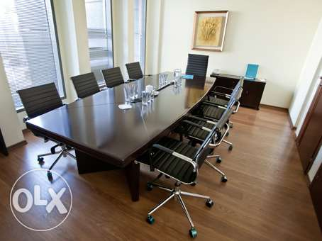 C.r. approved furnished office spaces