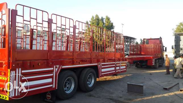 brand new extendable trailers for sale with warranty of chassis