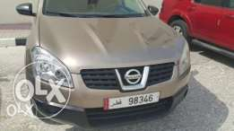 Nissan qashqai 2008 Very good condition(5Digits Number)