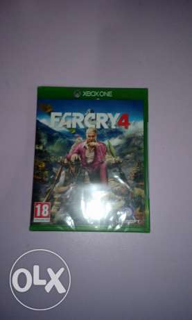 Xbox one far cry 4 new CD