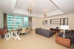 Economical 2 Bedroom Furnished in West Bay