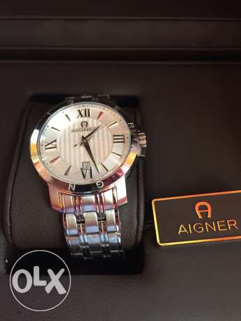 Aigner watch new