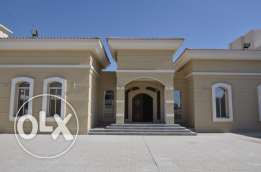 Spacious 4 Bedroom Semi furnished villa