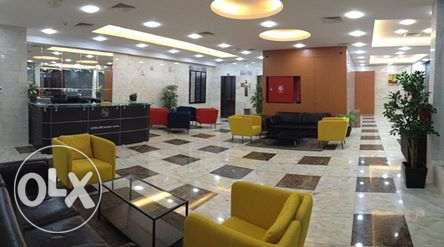New Modern design office Space in high end Muntazah Area