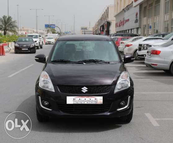 Suzuki - Swift FWD 4 Cyl