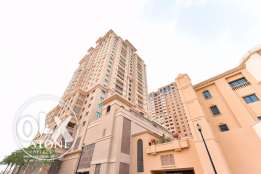Simply Luxurious Porto Arabia 1BR Apt.