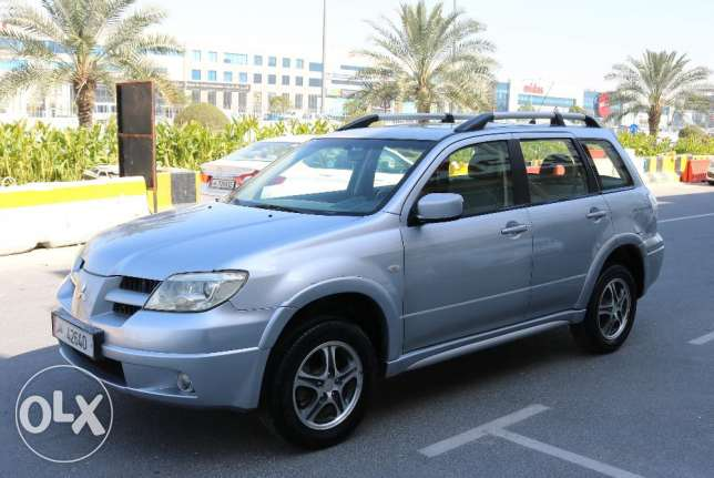 Mitsubishi - OutLander Model 2007