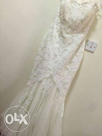 Pronovias wedding dress for Sale ميناء دوحة -  4