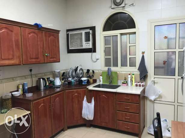 Opportunity to rent apartment room and lounge aldafnah