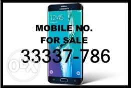 Attractive Mobile Number For Sale