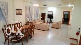WBZT - Fully Furnished 3 Bedroom Apartment plus Amenities in West Bay