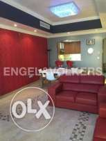 Fully furnished 1 bedroom with Kempinski View