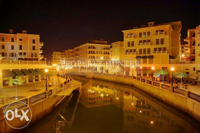 2 bedrooms townhouse in Qanat Quartier