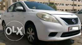 Nissan Sunny 2012 in mint condition. Installment option available.