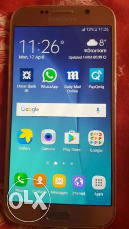 Samsung Galaxy S6 SM-G920P - 32GB - Gold