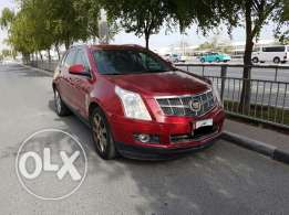Cadillac SRX4 model 2011, accident free perfect condition