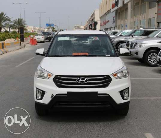 Brand New Hyundai - CRETA Model 2017