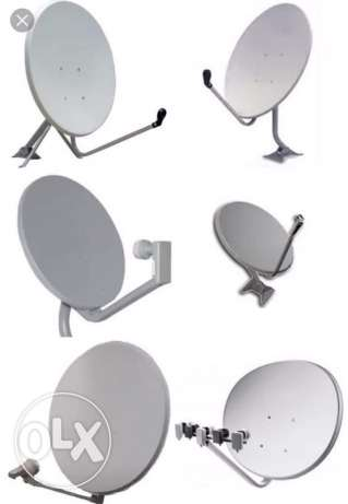 I do any satellite dish work if you need please call me