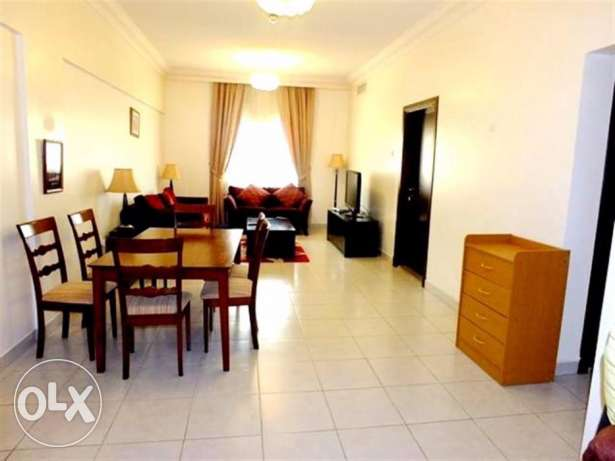 Well Maintained and Fully Furnished 2 BHK Apartment at Bin Omran