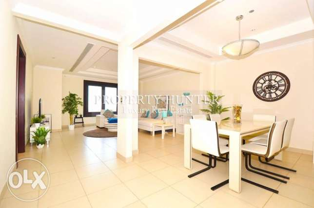 One Bed Residence with Complete Furnitures الؤلؤة -قطر -  4