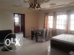Furnished apartment near qatar shopping complex