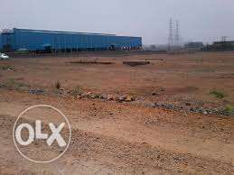 Open Land for Rent In Industrial Area.
