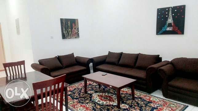 Fully furnished 2BR in Old Airport