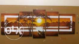 200Beautiful Modern Panel Paintings For Sale!