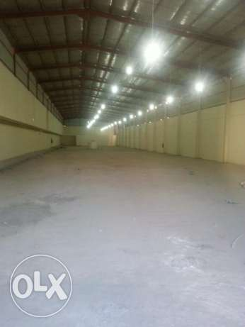Warehouse & Labor Camp for rent in Ind.Area