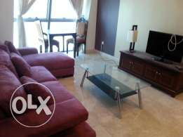 Nice fully furnished 2 bedroom apartment for rent in zig zag tower A