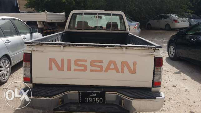 2014.nissan pickup(single cabin) for sale