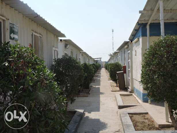 Furnished Labor Camp in AlKhor أم صلال -  2