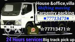 Best services shifting moving carpentry transportation
