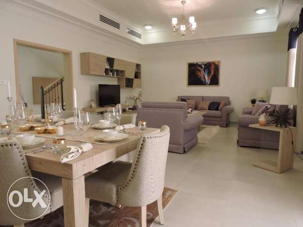 3+Maid Furnished Attached Villas