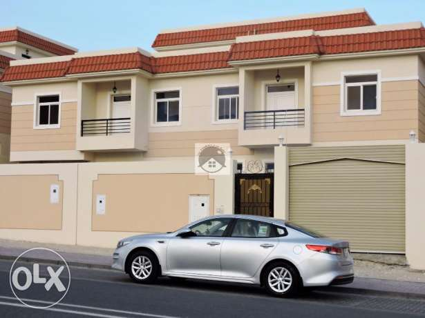Brand New Residential Villas in Markhiya