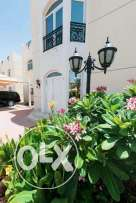 3BR in gated community with great facilities - Abu Hamour