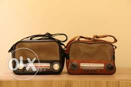 Brand new retro 'Radio Bag' for sale.