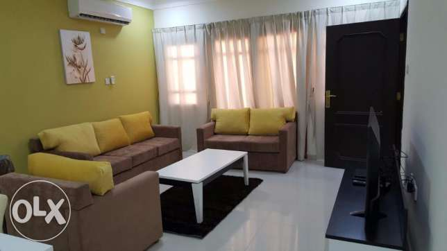 Furnished 1-BHK available in Al Sakhama