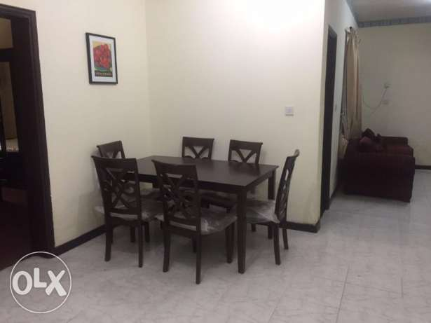 3BHK Fully furnished Apartment for rent in Ain Khaled (FG-A154)