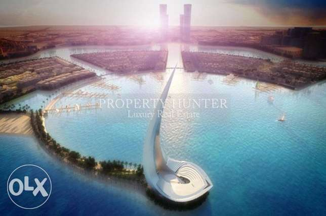Lusail City Land Property for SALE