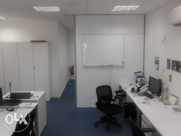 Office for rent in madinat khalifah south - perfect location