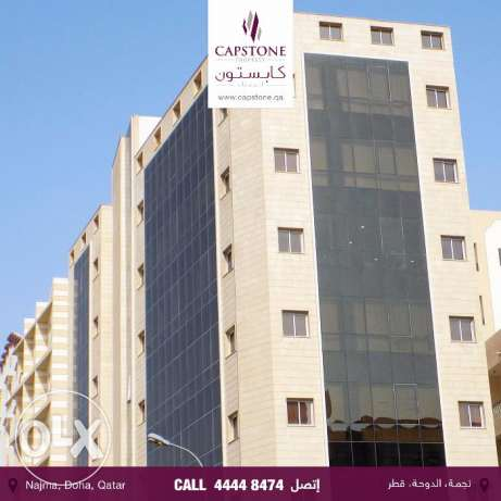 Spacious Semi-furnished 5-Room Office Space in Najma