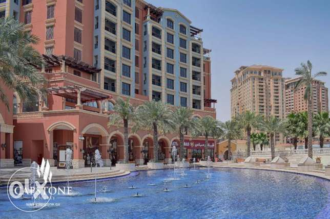FREE TWO MONTHS & Qatar Cool, 1-Bedroom Apt. at Medina Centrale