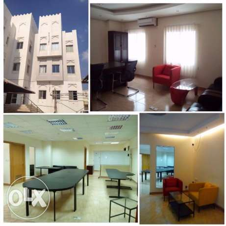 furnished office spaces, at c ring road